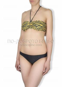 Тигров бански бандо Делфина 6232