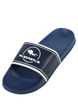 Мъжки чехли New Silhouette 9345 Supergear в тъмно синьо