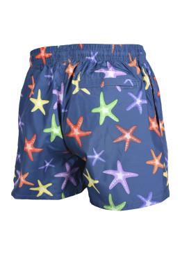 Мъжки шорти за плаж на морски звезди New Silhouette 6344