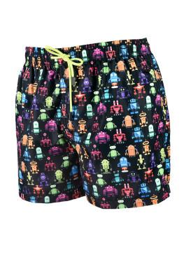 Мъжки плажни шорти New Silhouette 6437