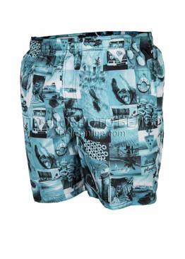 Мъжки шорти за плаж New Silhouette 6185