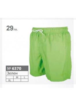 New Silhouette Мъжки шорти за плаж 6370 зелени