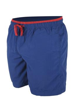 Тъмно сини мъжки плажни шорти New Silhouette 6340
