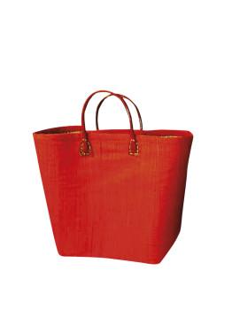 Плажна чанта 9287 Le Comptoir De La Plage в червено