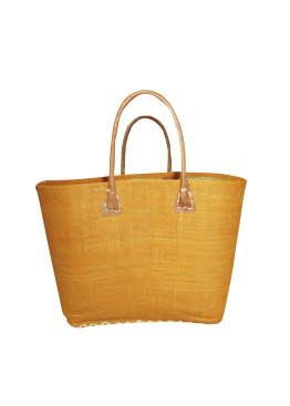 Плажна чанта 9287 Le Comptoir De La Plage в жълто