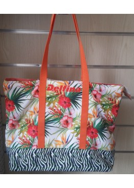 Плажна чанта лято 2016 Delfina 1602