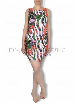 Плажна рокля Делфина 6235