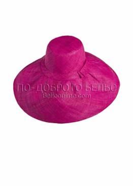 Шапка за плаж 9792 в розово Le Comptoir De La Plage