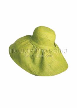 Капела за плаж 6213 в зелен цвят