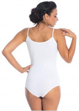 Боди с тънки презрамки бикини 545