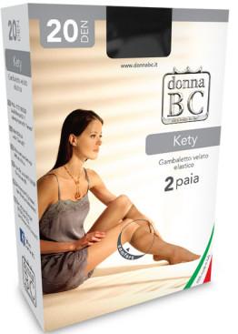 3/4 чорапи Donna BC Kety 20 2бр.