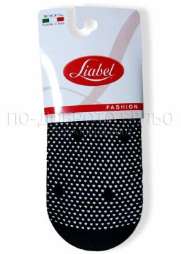 3/4 дамски чорапи мрежа на точки Liabel