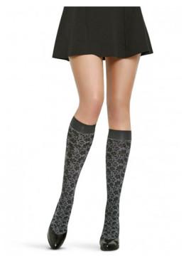 3/4 плътни чорапи 6722