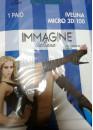 3/4 плътни чорапи Immagine Ivelina 100den