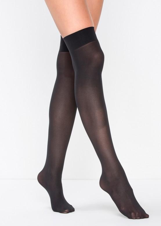 7/8 чорапи над коляното Penti Micro 40