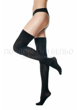 7/8 дамски чорапи с ламе Pompea Irina