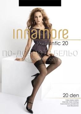 Чорапи за жартиери Innamore Romantic 20