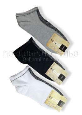Дамски чорапи с брукат La Diva 7535