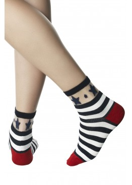 Дамски къси чорапи Pompea 7939