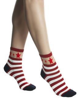 Дамски къси чорапи Pompea 7940