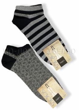 Дамски къси чорапи с брукат La Diva 7537