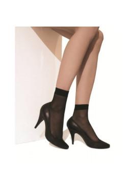 Дамски къси чорапи с ликра