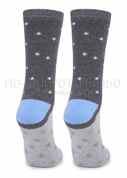 Дамски  коледни чорапи 7461 с мече