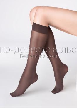 Дамски микрофибърни плътни 3/4 чорапи Marilyn Funny 50 den