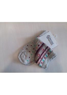 Дамски памучни чорапи 422