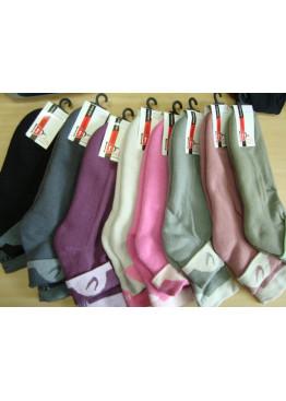 Дамски Памучни чорапи термо ходило