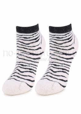 Дамски вълнени чорапи 7440
