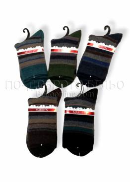 Дамски вълнени чорапи 7452
