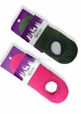 Дамски зимни ватитрани чорапи терлик Bross 7529
