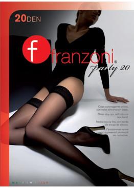 FRANZONI PARTY 20 Луксозни силиконови чорапи