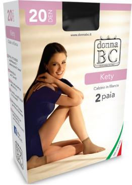 Къси чорапи Donna BC Kety 20 2бр.
