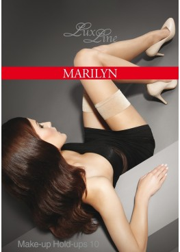 Луксозни силиконови чорапи Marylin Make-up Holds 10