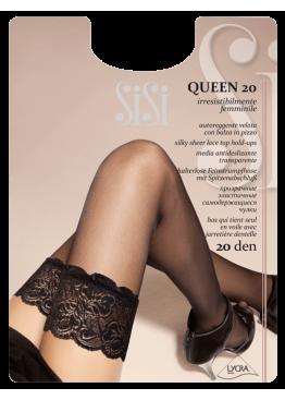 Луксозни силиконови чорапи SISI QUEEN 20