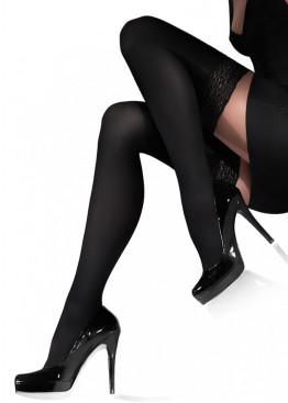 Плътни силиконови чорапи Marilyn Chanse 100