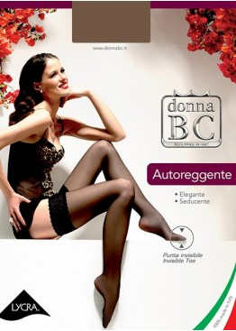 Силиконови чорапи мрежа Donna BC