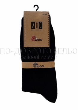 Топли мъжки вълнени чорапи ABC със 70% вълна