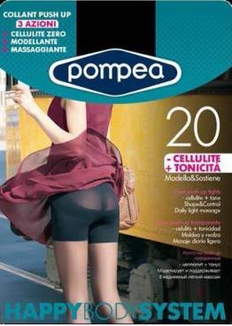 Антицелулитен стягащ чорапогащник Pompea HBS Push-up  20