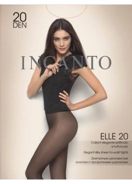 Чорапогащи без ограничител INCANTO Elle 20