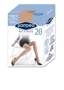 Чорапогащник без ликра POMPEA Classico 20