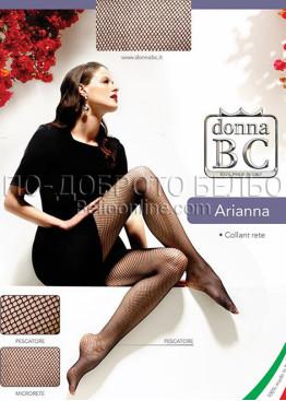 Чорапогащник микро мрежа  Donna BC  Microrate