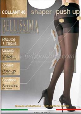 Чорапогащник повдигащ дупето Bellissima shaper push-up 40