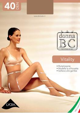 Чорапогащник със стягащ ефект Donna BC Vitality 40