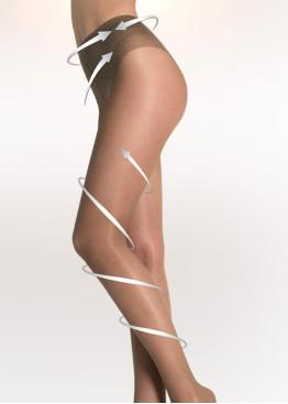 Чорапогащник със стягащи бикини Donna BC Thin Model 30
