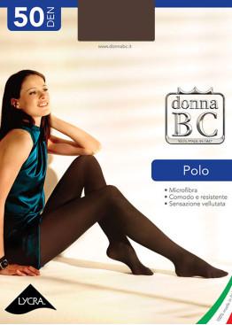 Цветни чорапогащници Donna BC Polo 50