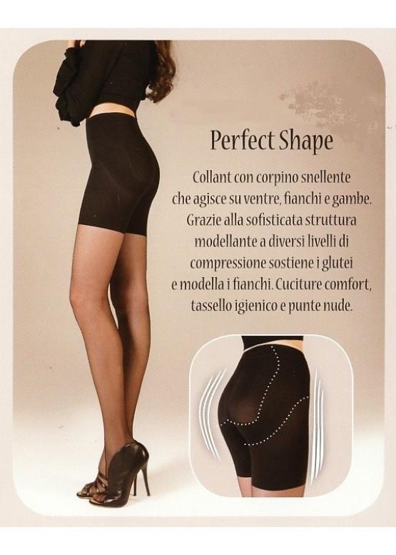 Луксозен Чорапогащник със стягащ колан SiSi Perfect Shape