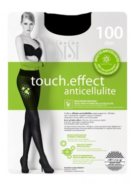 Луксозен чорапогащник Sisi Anticellulite TOUCH EFFECT 100 ден